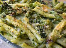 pasta con i broccoli al forno