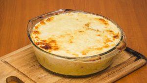 polenta con fontina